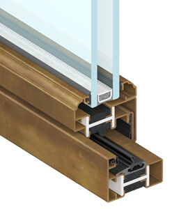 EBE Allure Steel Window and Door Frame