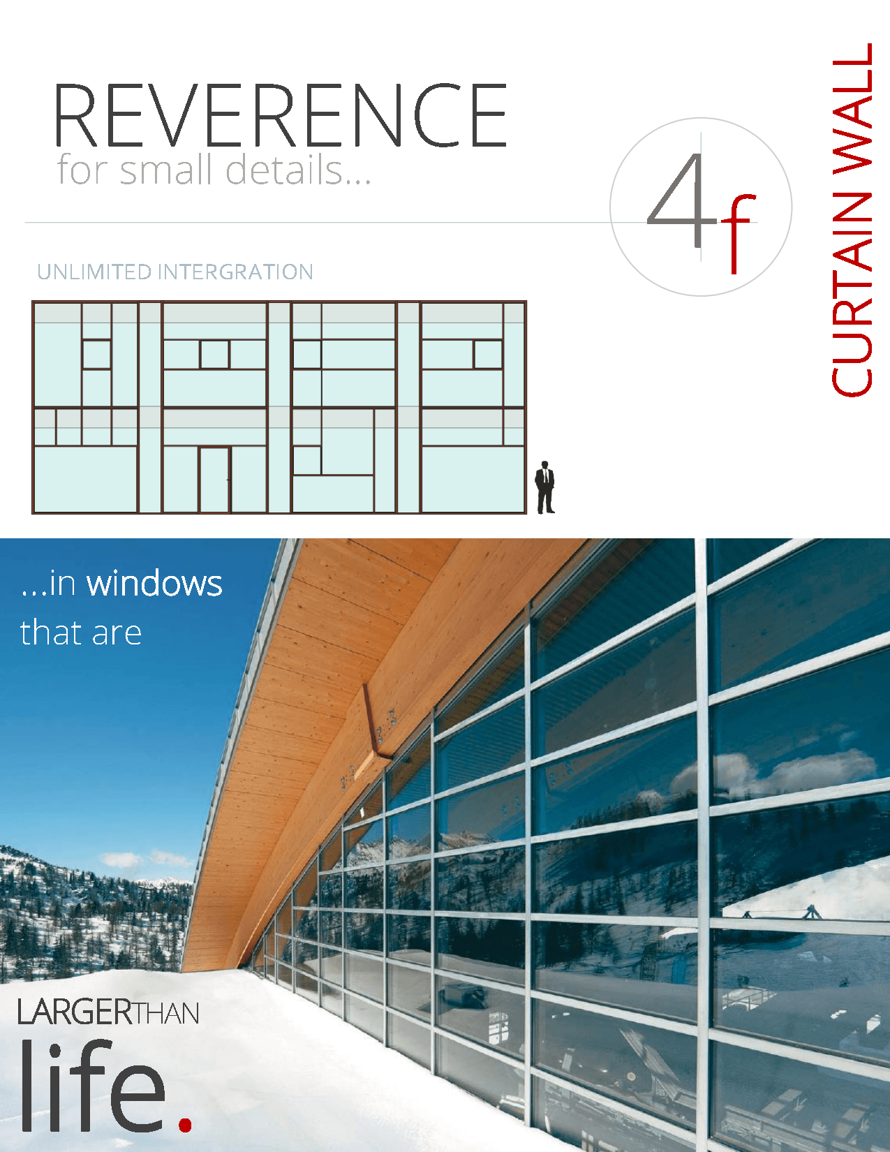 Curtain Wall System Brochure - Thermally Broken Steel USA