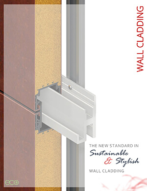 Wall Cladding System Brochure - Thermally Broken Steel USA